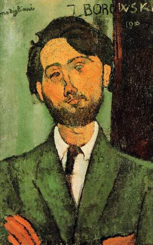 Modigliani - Portrait of Leopold Zborowski [4]